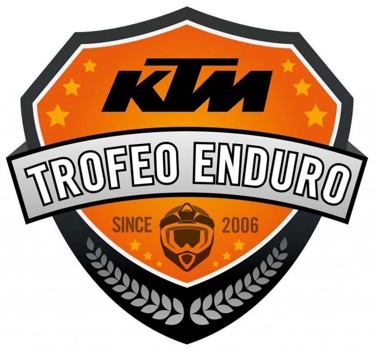 KTM Trofeo Enduro Logo Since 2006_S
