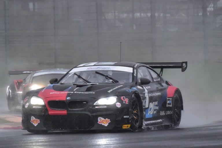 Comandini Stefano-Zug Marius, BMW M6 GT3 #7, BMW Team Italia