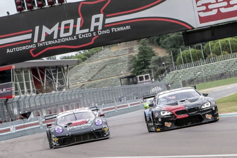 Comandini Stefano-Zug Marius-Spengler Bruno, BMW M6 GT3 #7, BMW Team Italia